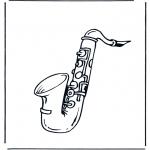 Diversos - Saxofón
