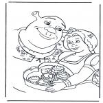 Personajes - Shrek 2