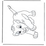 Personajes - Simba el Rey León