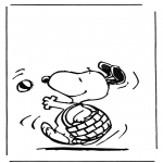 Personajes - Snoopy 1