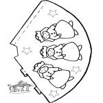 Manualidades - Sobrero de princesa