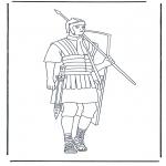 Diversos - Soldado romano 1