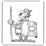 Diversos - Soldado romano 2