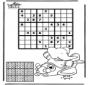 Sudoku - Avión