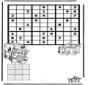Sudoku de Cars