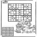 Manualidades - Sudoku de Circo