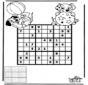 Sudoku de Dálmatas