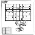 Manualidades - Sudoku de Diddl 1