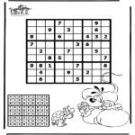 Manualidades - Sudoku de Diddl 2
