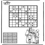 Manualidades - Sudoku de la Guerra de las Galaxias