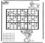 Sudoku - Winx