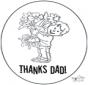 Tarjeta de agradecimiento 2