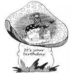 Manualidades - Tarjeta de cumpleaños 1