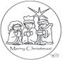 Tarjeta navideña 1