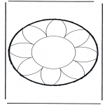 Tarjetas perforadas - Tarjeta perforada 17