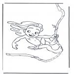 Personajes - Tarzan 3