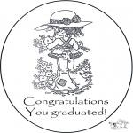 Manualidades - Te has graduado