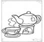 Té y tazas