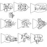 Manualidades - Teatro de títeres de Pokemon