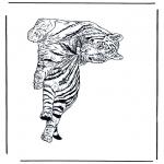 Animales - Tigre 1