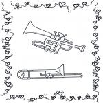 Diversos - Trompeta y trombón