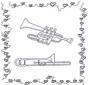 Trompeta y trombón