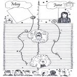 Manualidades - Trozo de calendario 3