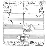 Manualidades - Trozo de calendario 5