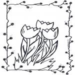 Diversos - Tulipanes