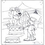 Manualidades - Une los puntos 23