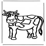 Animales - Vaca 1