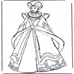 Diversos - Vestidos medievales