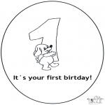Temas - ¡Viva! ¡ya tienes 1 año!