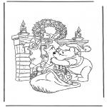 Personajes - Winny de Puh de Papá Noel