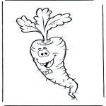Diversos - Zanahoria