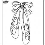 Diversos - Zapatillas de ballet